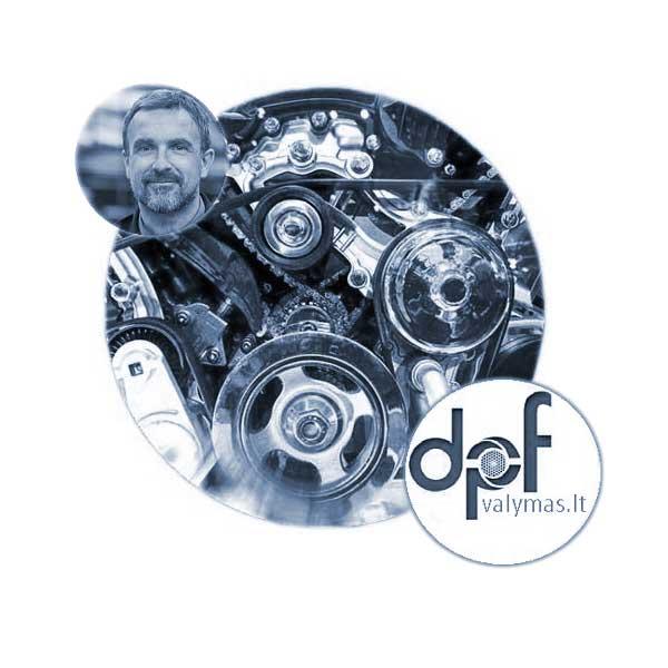 dyzeliniu varikliu remontas ir dpf filtrai